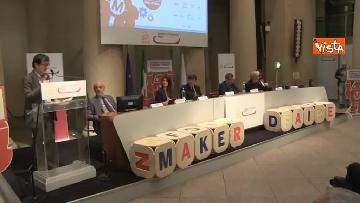 6 - Maker Faire, la presentazione della sesta edizione con Raggi e Tagliavanti