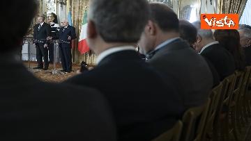 22 - Mattarella riceve il Presidente della Repubblica dell'Azerbaigian Ilham Aliyev, le immagini