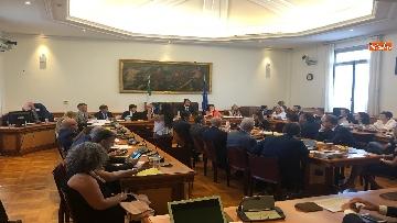 3 - Ad Poste Del Fante in audizione in commissione Trasporti, Poste e Telecomunicazioni immagini