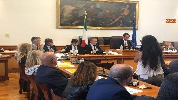 9 - Ad Poste Del Fante in audizione in commissione Trasporti, Poste e Telecomunicazioni immagini