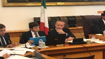 7 - Ad Poste Del Fante in audizione in commissione Trasporti, Poste e Telecomunicazioni immagini