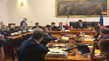 6 - Ad Poste Del Fante in audizione in commissione Trasporti, Poste e Telecomunicazioni immagini