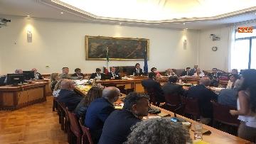 10 - Ad Poste Del Fante in audizione in commissione Trasporti, Poste e Telecomunicazioni immagini