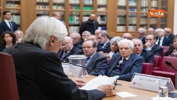 5 - Mattarella al convegno