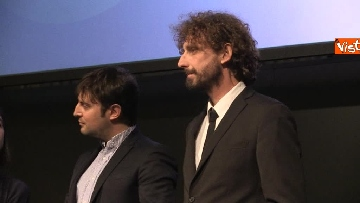13 - FOTO GALLERY - Vespa, Scrosati e Le Iene premiati da The New's Room, il primo bimestrale italiano fatto da Under 35