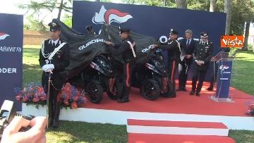 6 - Arrivano i Qooder per i Carabinieri, più tempestività e sicurezza