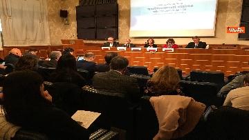 1 - Salute, valorizzazione sperimentazioni cliniche nella prospettiva del SSN, il convegno al Senato