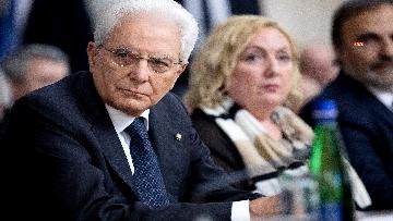 1 - Mattarella alla XIII Conferenza delle Ambasciatrici e degli Ambasciatori d'Italia