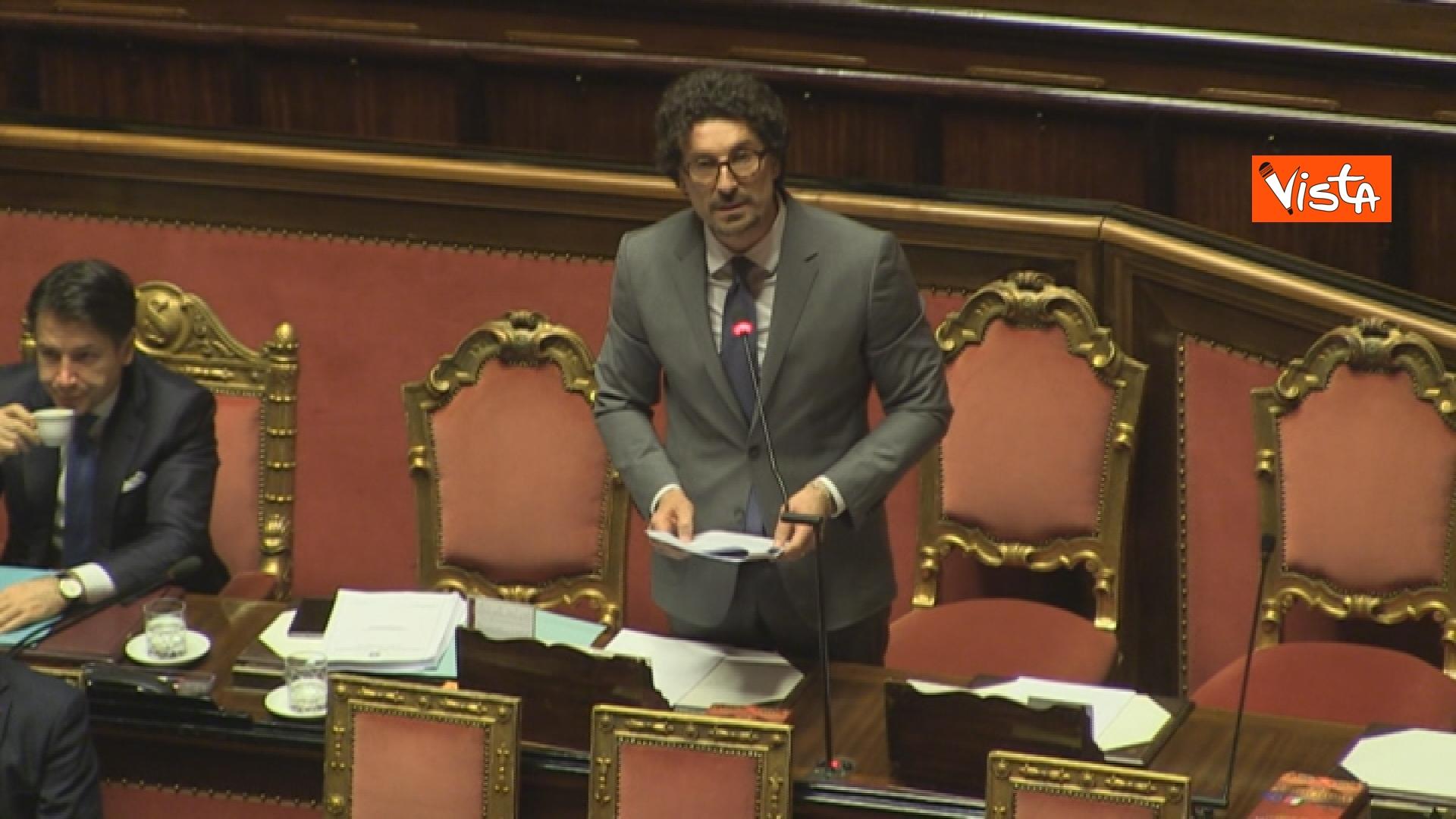 21-03-19 Mozione sfiducia per Toninelli al Senato le immagini dell Aula_10