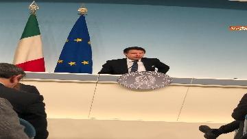 11 - Tav, Conte in conferenza stampa a Palazzo Chigi, immagini