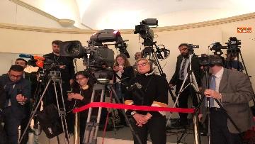 6 - Tav, Conte in conferenza stampa a Palazzo Chigi, immagini