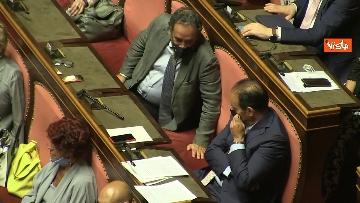 9 - Conte riferisce in Aula Senato su Consiglio Ue, immagini