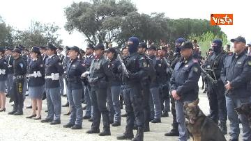 2 - Festa per il 166/o anniversario della Polizia di Stato con Fico, Minniti e Gabrielli