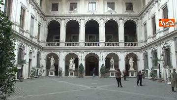 2 - Settimana dei musei, Bonisoli visita le meraviglie di Palazzo Altemps a Roma