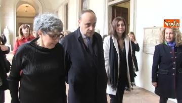 3 - Settimana dei musei, Bonisoli visita le meraviglie di Palazzo Altemps a Roma