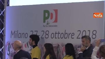 15 - Pd, a Milano il 'Forum per l'Italia'