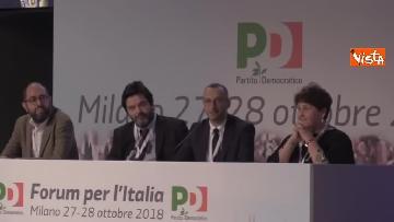 4 - Pd, a Milano il 'Forum per l'Italia'