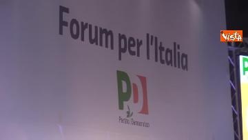 3 - Pd, a Milano il 'Forum per l'Italia'