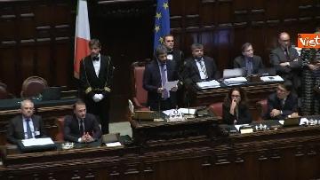 3 - FOTO GALLERY - 24-03-18 Roberto Fico eletto presidente della Camera dei Deputati