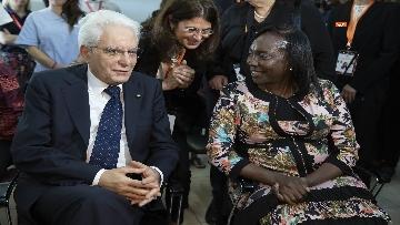 2 - Mattarella in Angola visita l'Ospedale Divina Provvidenza