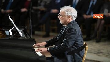 6 - Mattarella al concerto per il centenario di Tullia Zevi