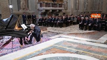 4 - Mattarella al concerto per il centenario di Tullia Zevi