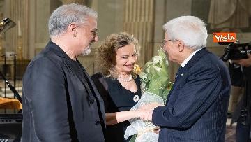 10 - Mattarella al concerto per il centenario di Tullia Zevi