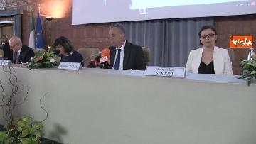 7 - Casellati al convegno Csm contro la violenza di genere