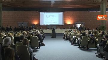 6 - Casellati al convegno Csm contro la violenza di genere