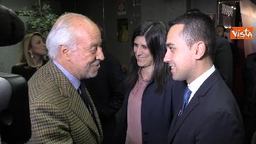 5 - Di Maio alla presentazione dell'areadicrisi complessa a Torino