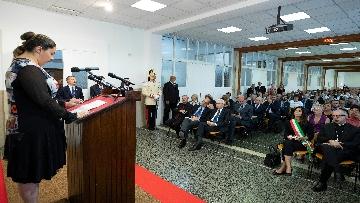 6 - Il presidente Mattarella al Centro Italiano di Solidarietà Don Mario Picchi