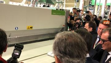 7 - Conte all'Expocenter di Mosca con gli imprenditori italiani