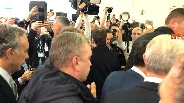 5 - Conte all'Expocenter di Mosca con gli imprenditori italiani