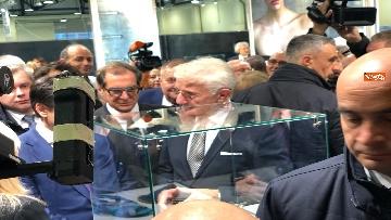 6 - Conte all'Expocenter di Mosca con gli imprenditori italiani