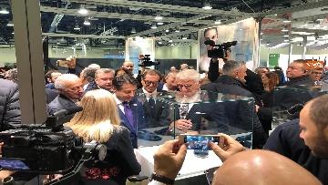 9 - Conte all'Expocenter di Mosca con gli imprenditori italiani