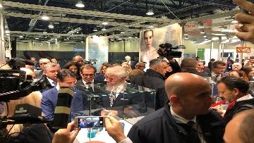 3 - Conte all'Expocenter di Mosca con gli imprenditori italiani