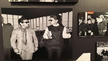 14 - 'Dreamers. 1968' Le immagini della mostra organizzata dall'AGI
