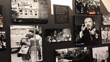 31 - 'Dreamers. 1968' Le immagini della mostra organizzata dall'AGI