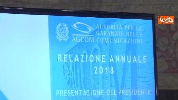 2 - Fico, Mattarella e Casellati alla relazione annuale Agcom