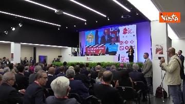 8 - Conte a inaugurazione della 83esima Fiera del Levante, le immagini