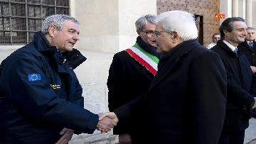 1 - Mattarella ai Funerali di Stato dell'on. Giuseppe Zamberletti