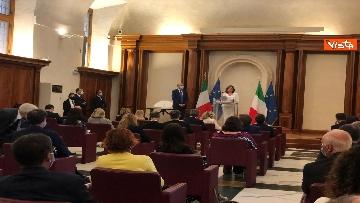 1 - La cerimonia del Ventaglio al Senato con presidente Casellati