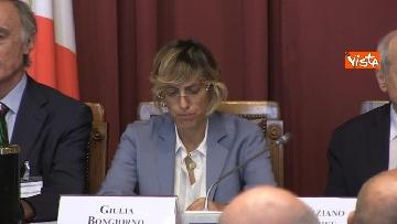 7 - Cnel, la presentazione del rapporto a Montecitorio immagini