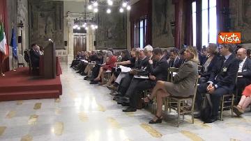 6 - Cnel, la presentazione del rapporto a Montecitorio immagini