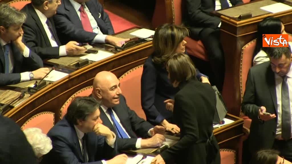 24-03-18 Casellati-Bernini, il dialogo prima del voto 0_013815634815452312981
