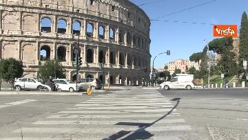 5 - Roma città deserta, la Capitale ai tempi del coronavirus