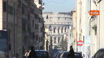 4 - Roma città deserta, la Capitale ai tempi del coronavirus