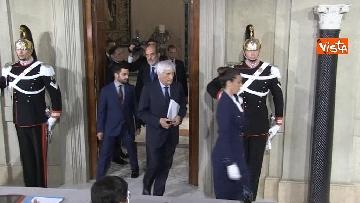 1 - 27-05-18 Governo, segretario Quirinale Zampetti annuncia rinuncia di Conte