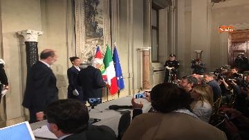 5 - 27-05-18 Governo, segretario Quirinale Zampetti annuncia rinuncia di Conte