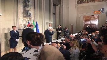 6 - 27-05-18 Governo, segretario Quirinale Zampetti annuncia rinuncia di Conte